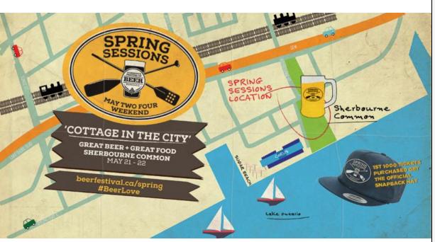 24 mai Festival de la bière à Toronto! - La Falcon Brewing Company  - Fabrication de bière 1